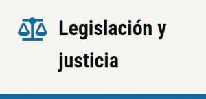 legislacion y justicia